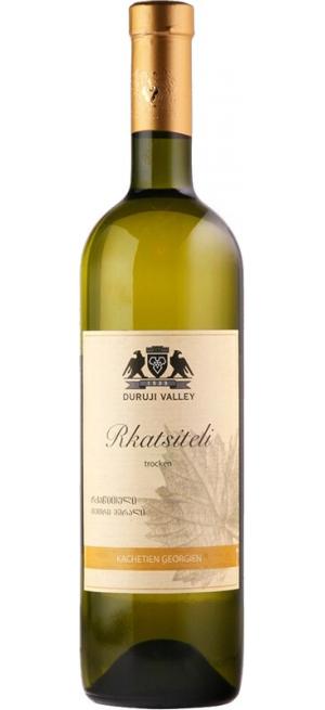 """Вино """"Duruji Valley"""" Rkatsiteli, 2018, 0.75 л"""