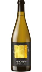 "Вино Лефкадия, ""Ликурия"" Совиньон Блан-Мцване, 2019, 0.75 л"