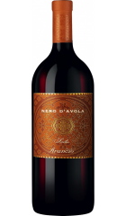 Вино Feudo Arancio, Nero d'Avola, Sicilia DOC, 2018, 1.5 л