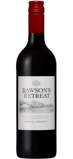 "Вино ""Rawson's Retreat"" Shiraz Cabernet, 2019, 0.75 л"