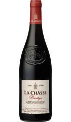 "Вино Gabriel Meffre, ""La Chasse"" Prestige, Cotes du Rhone АОP, 2017, 0.75 л"