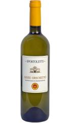 """Вино Sportoletti, """"Assisi"""" Grechetto DOC, 2018, 0.75 л"""