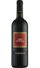 Вино Morgante, Nero d'Avola, Sicilia IGT, 2017, 0.75 л