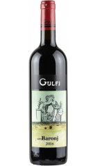 "Вино Gulfi, ""NeroBaronj"" Nero d'Avola, Sicilia IGT, 2016, 0.75 л"
