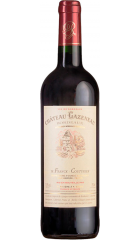 "Вино ""Chateau Gazeneau"" Bordeaux AOC, 2017, 0.75 л"
