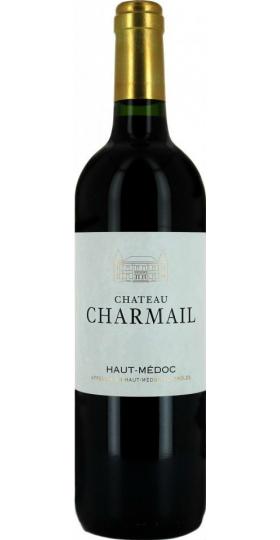 Вино Chateau Charmail, Haut-Medoc AOC, 2015, 0.75 л