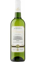 Вино Chateau de l'Orangerie, Bordeaux Blanc AOC, 2019, 0.75 л