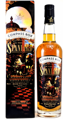 "Виски Compass Box, ""The Story of the Spaniard"", gift box, 0.7 л"