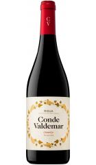 "Вино ""Conde Valdemar"" Crianza, Rioja DOCa, 2016, 0.75 л"