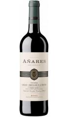 "Вино Bodegas Olarra, ""Anares"" Crianza, Rioja DOCa, 2018, 0.75 л"