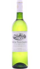 Вино Chateau Tour Chapoux, Entre-deux-Mers AOC, 2015, 0.75 л
