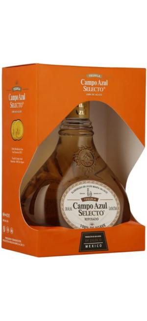 """Текила """"Campo Azul"""" Selecto Reposado, gift box, 0.75 л, 0.75 л"""