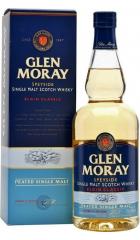 """Виски """"Glen Moray"""" Peated Elgin Classic, gift box, 0.7 л"""