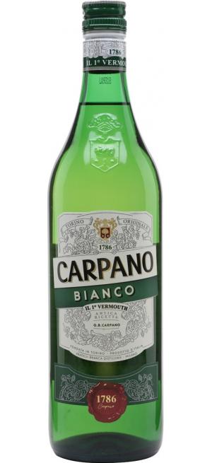"Вермут ""Carpano"" Bianco, 1 л"