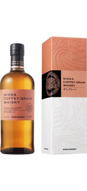"Виски ""Nikka"" Coffey Grain, gift box, 0.7 л"