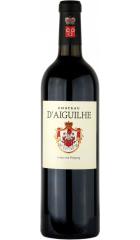 Вино Chateau D'Aiguilhe, Cotes de Castillon AOC, 2014, 0.75 л