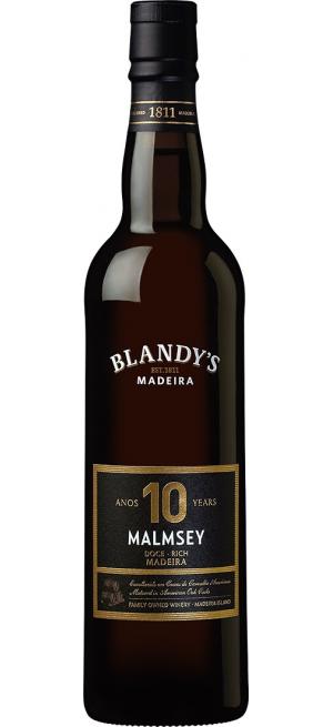 "Вино Blandy's, ""Malmsey"" Rich 10 Years Old, 0.5 л"