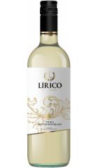"Вино Vicente Gandia, ""Lirico"" Viura-Sauvignon Blanc, Valencia DO, 2019, 0.75 л"