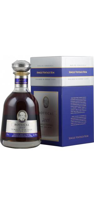 "Ром ""Botucal"" Single Vintage, 2005, gift box, 0.7 л"