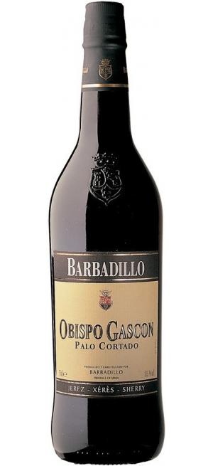 """Херес Barbadillo, """"Obispo Gascon"""" Palo Cortado, Jerez DO, 0.75 л"""
