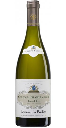 Вино Albert Bichot, Domaine du Pavillon, Corton-Charlemagne Grand Cru AOC, 2017, 0.75 л