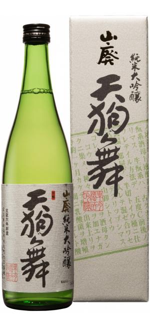 """Саке """"Tengumai"""" Yamahai Daiginjo, gift box, 720 мл"""
