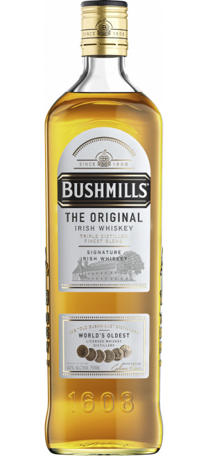 """Виски """"Bushmills"""" Original, 0.7 л"""