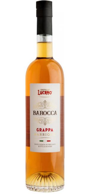Граппа Lucano 1894, Barocca, 0.7 л