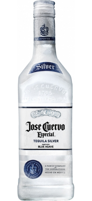 "Текила Jose Cuervo, ""Especial"" Silver, 0.5 л"