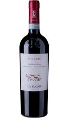 """Вино Ca'Rugate, Valpolicella """"Rio Albo"""", 2018, 0.75 л"""