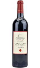 Вино Chateau du Couvent, Pomerol AOC, 2018, 0.75 л