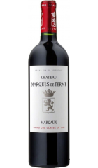 Вино Chateau Marquis de Terme, Margaux AOC, 2011, 0.75 л
