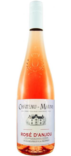 Вино Chateau de Mauny, Rose d'Anjou AOC, 2016, 0.75 л