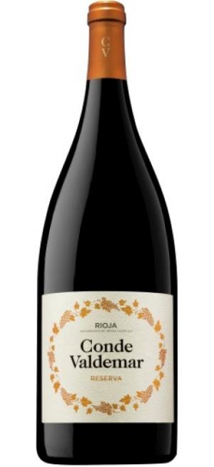 "Вино ""Conde de Valdemar"" Reserva, Rioja DOCa, 2012, 1.5 л"