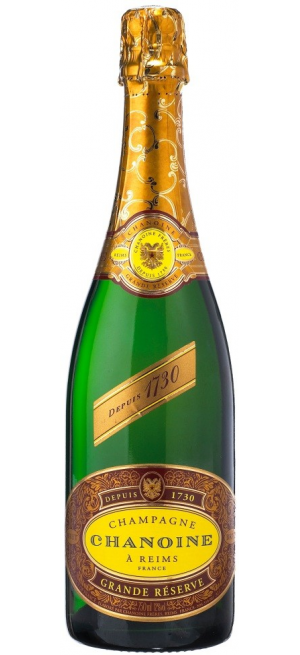 """Шампанское Chanoine, """"Grande Reserve"""" Brut, 375 мл"""