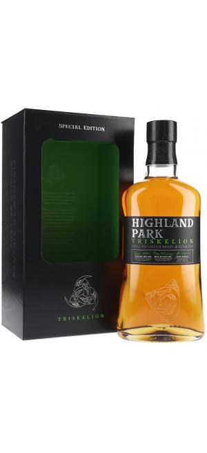 "Виски Highland Park, ""Triskelion"", gift box, 0.7 л"