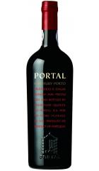 """Портвейн Quinta do Portal, """"Portal"""" Fine Ruby Porto, 0.75 л"""