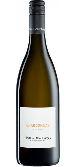 """Вино Markus Altenburger, Chardonnay """"vom Kalk"""", 2018, 0.75 л"""