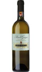 """Вино """"Decordi"""" Pinot Grigio delle Venezie IGT, 2020, 0.75 л"""