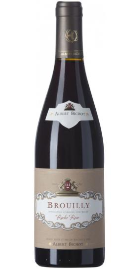 "Вино Albert Bichot, ""Roche Rose"", Brouilly AOC, 2019, 0.75 л"
