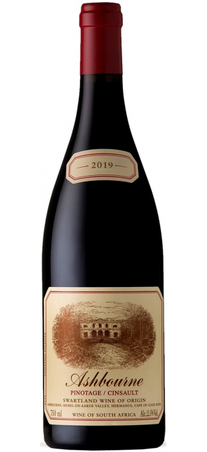 "Вино ""Ashbourne"" Pinotage-Cinsault, 2019, 0.75 л"