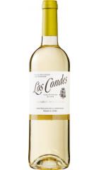 """Вино """"Los Condes"""" Macabeo-Chardonnay, Catalunya DO, 2019, 0.75 л"""
