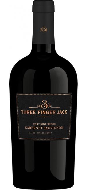 "Вино ""Three Finger Jack"" East Side Ridge Cabernet Sauvignon, 0.75 л"