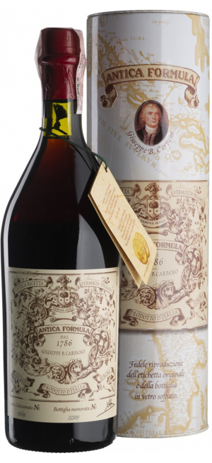 "Вермут ""Carpano Antica Formula"", Fratelli Branca Distillerie, 1 л"