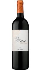 """Вино La Faviere, """"Muse"""" Bordeaux Superieur AOC, 2018, 0.75 л"""