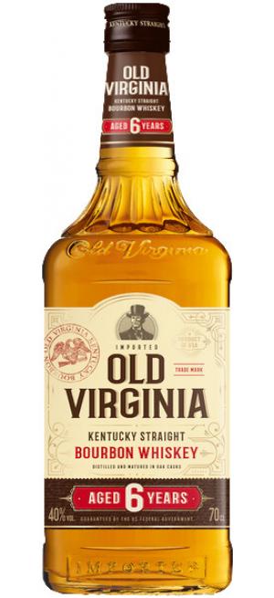 """Виски """"Old Virginia"""" 6 Years, 0.7 л"""