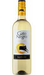 "Вино ""Gato Negro"" Chardonnay, 0.75 л"