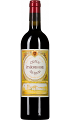 Вино Chateau Peybonhomme Les Tours, Blaye Cotes de Bordeaux AOC, 2017, 0.75 л