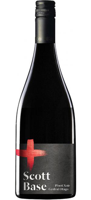 "Вино ""Scott Base"" Pinot Noir, Central Otago, 2018, 0.75 л"