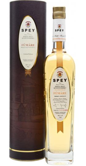 "Виски ""Spey"" Fumare, gift tube, 0.7 л"